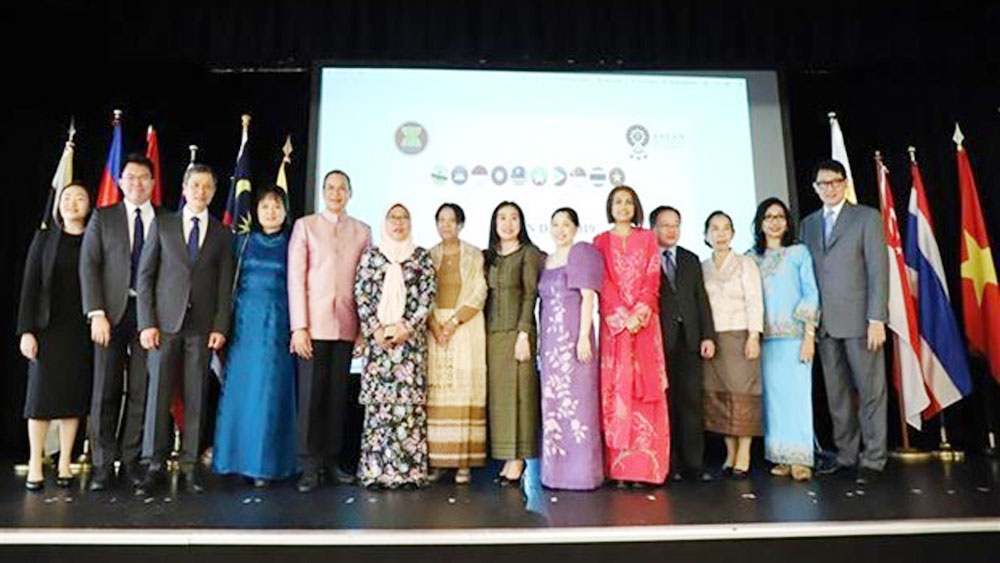 ASEAN Day promotes ties with Germany