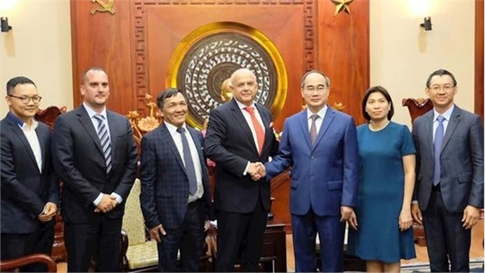 Slovak real estate firm seeks investment opportunity in Ho Chi Minh City