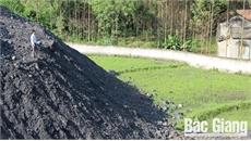 Công ty cổ phần Khoáng sản Bắc Giang đã khắc phục xong sự cố nổ mìn