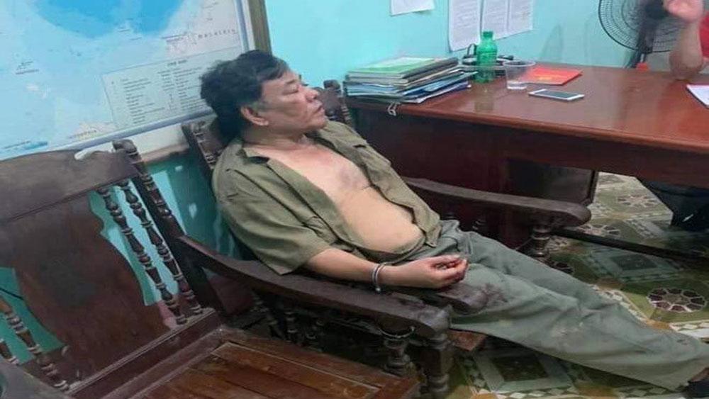 Thái Nguyên, bắt giữ, đối tượng gây án mạng, 3 người thương vong, ông Bùi Xuân Hồng,bà Bùi Thị Hà,