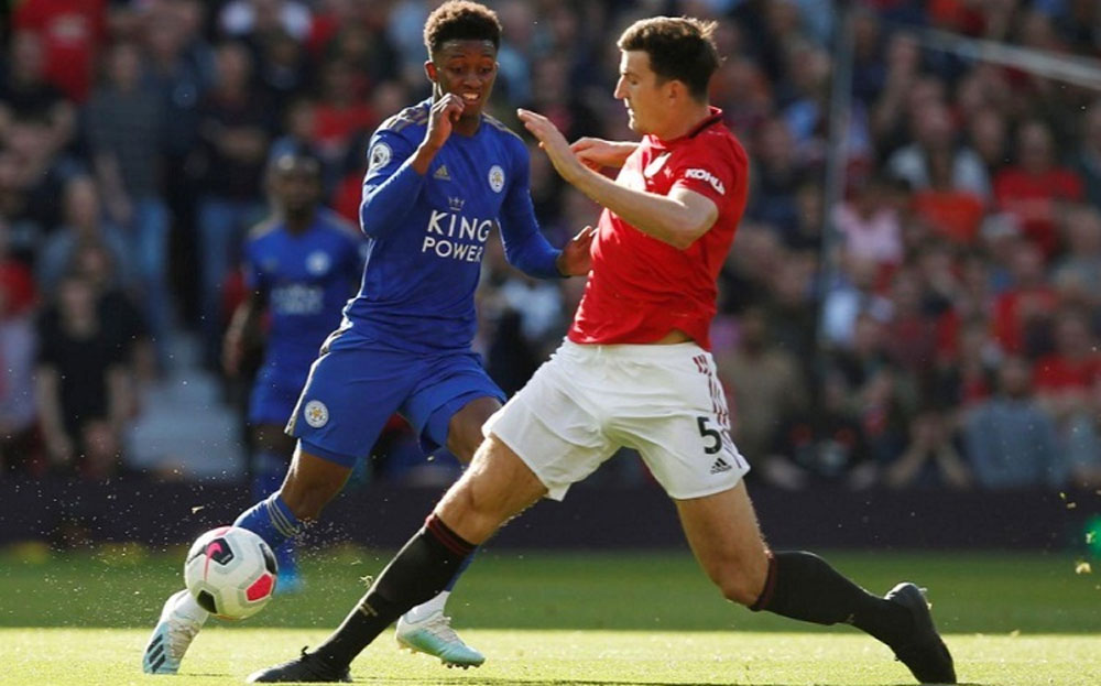 Man Utd, Leicester