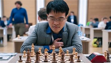 Quang Liêm vào vòng ba Cup Thế giới