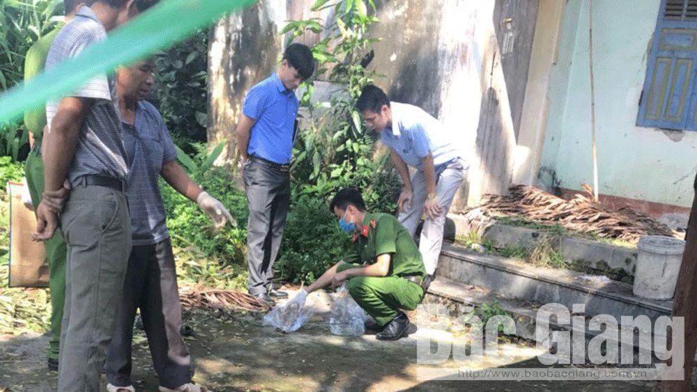 tử vong; giết người; Tân Yên, Ngọc Thiện, Bắc Giang, Nguyễn Văn Ngọc.