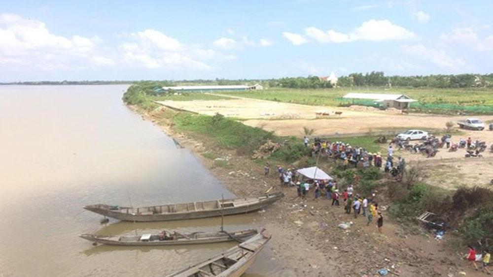 Quảng Trị, tìm thấy, thi thể 3 người trong một gia đình trên sông,