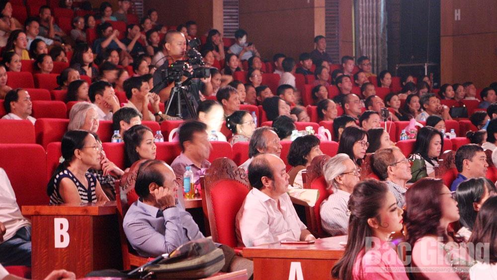 liên hoan chèo toàn quốc, vở diễn rồng phượng, bắc giang, nhà hát chèo Việt Nam