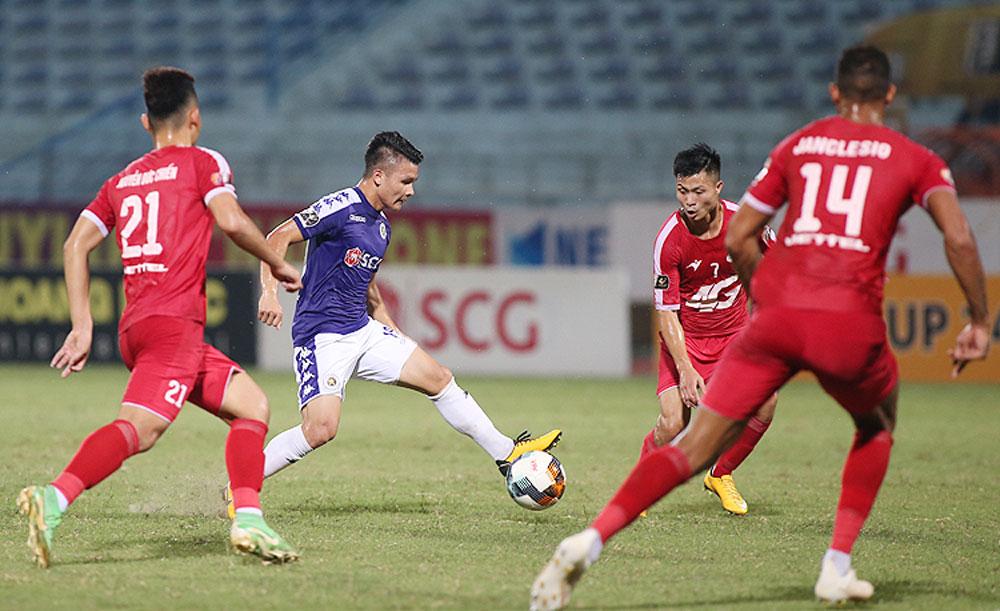 Hà Nội, Viettel, V-League 2019