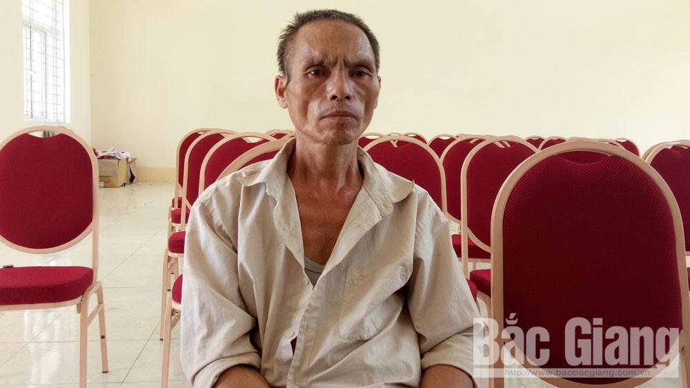 Hoàng Văn Văn; Sơn Động; giết người