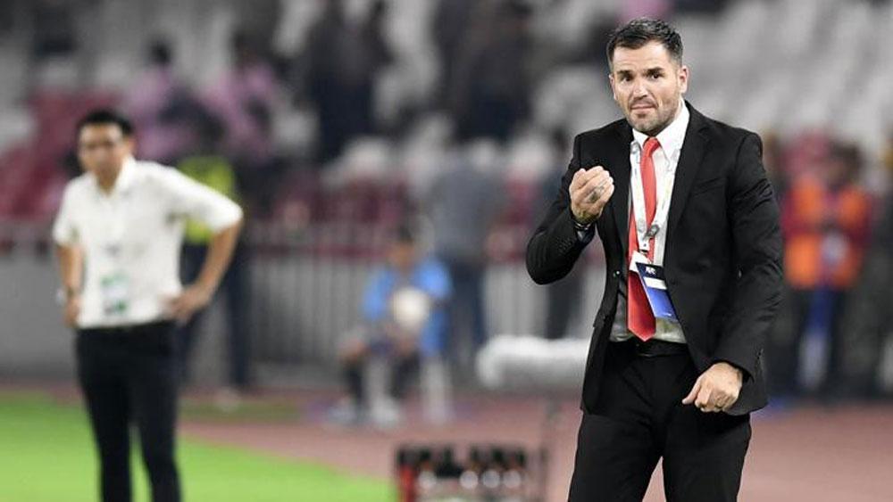 HLV Simon McMenemy, indoensia, ĐT Indonesia, world cup 2022