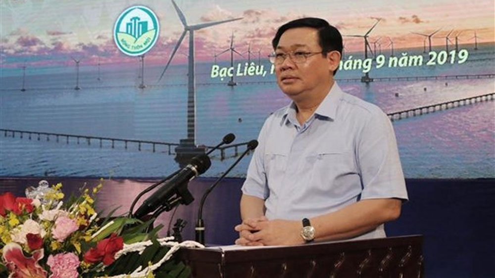 Deputy PM emphasises people-centred approach in building new rural areas