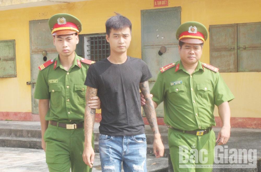 Bắc Giang, nhà trọ, Việt Yên, Lục Ngạn, trộm cắp xe máy