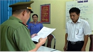 Sáng 16-9, 8 bị can trong vụ gian lận điểm thi ở Sơn La hầu tòa