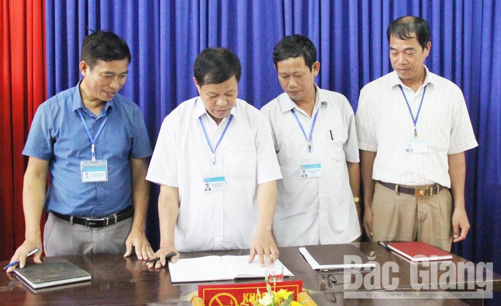 Việt Yên, Bắc Giang, trách nhiệm, người đứng đầu, giải quyết việc khó