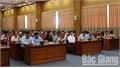 Khai giảng lớp cập nhật kiến thức (thứ hai) dành cho cán bộ Ban Thường vụ Tỉnh ủy quản lý