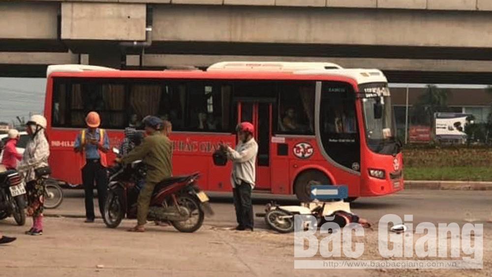 cao tốc, tai nạn, giao thông, Bắc Giang