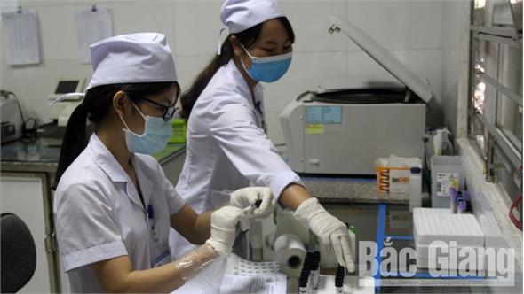 Bắc Giang từng có 6 ca tử vong do nhiễm bệnh Whitmore