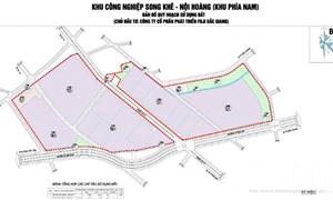 Hỗ trợ, bảo vệ thi công, giải tỏa tài sản trên đất tại xã Song Khê