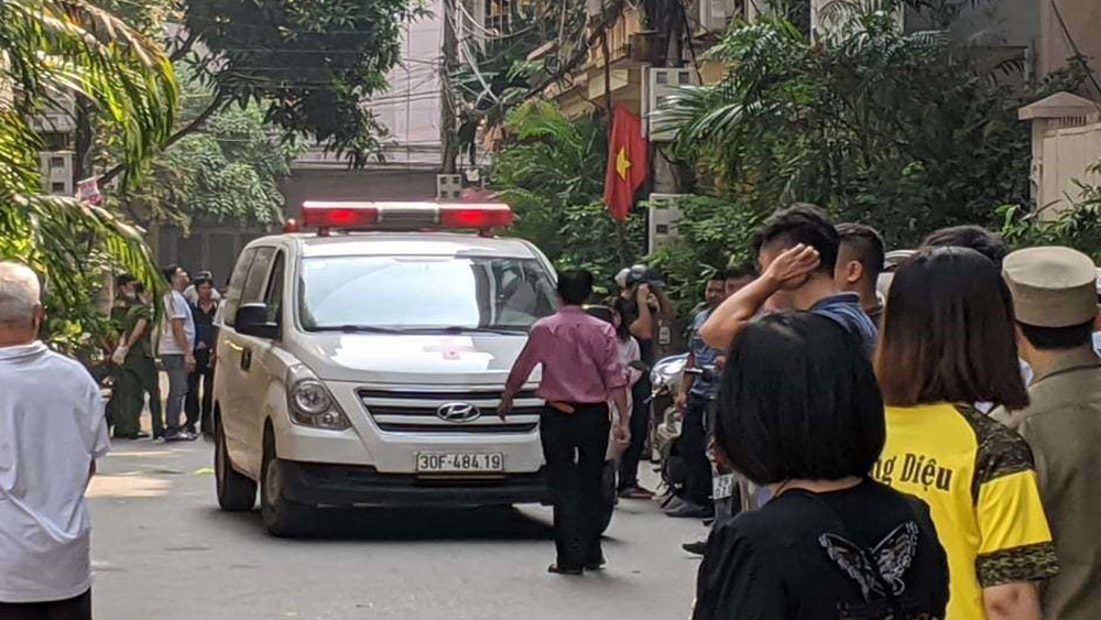 Vụ sát hại hai nữ sinh tại phố Nghĩa Đô, Hà Nội, nghi phạm, gây án, tử vong, Giàng A Dông