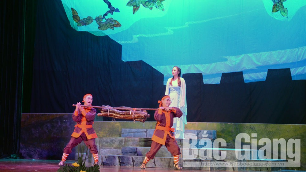 2019 National Cheo Festival, Bac Giang province, 26 special plays, Vietnam Association of Stage Artists, Red River Delta region, high quality works