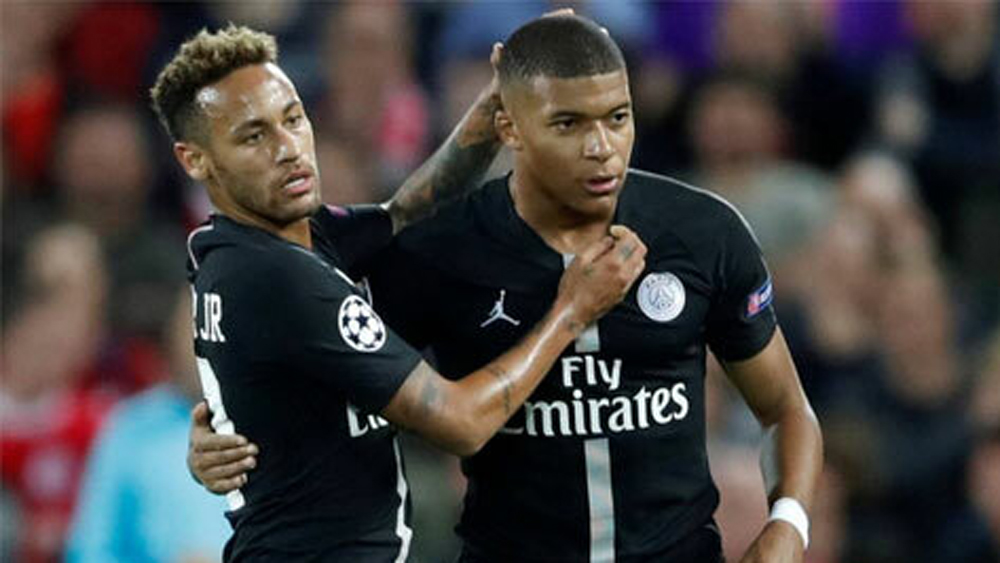 PSG, Neymar, Mbappe, Real, Champions League, Cavani, Icardi, Real Madrid, Marcelo