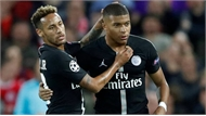 PSG vắng Neymar, Mbappe khi tiếp Real