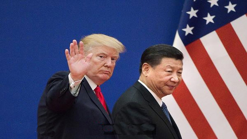 Mỹ-Trung, xúc tiến, cuộc gặp chuẩn bị, vòng đàm phán thương mại mới