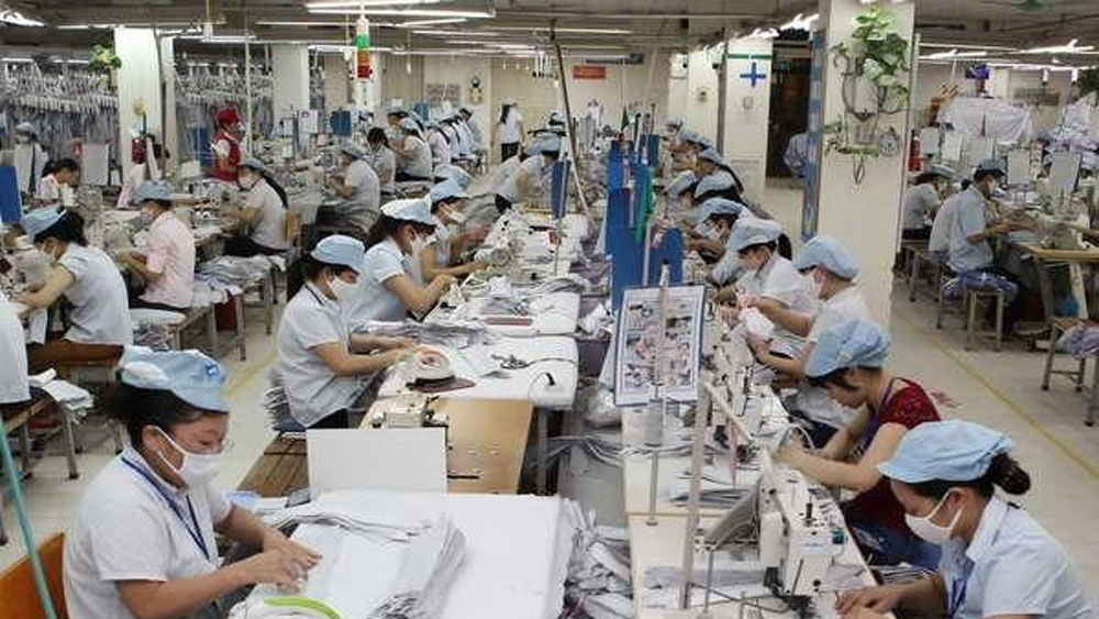 Vietnam Improvement Program, efficient use of resources, garment-textile, footwear factories, World Bank Group, global sustainable standards