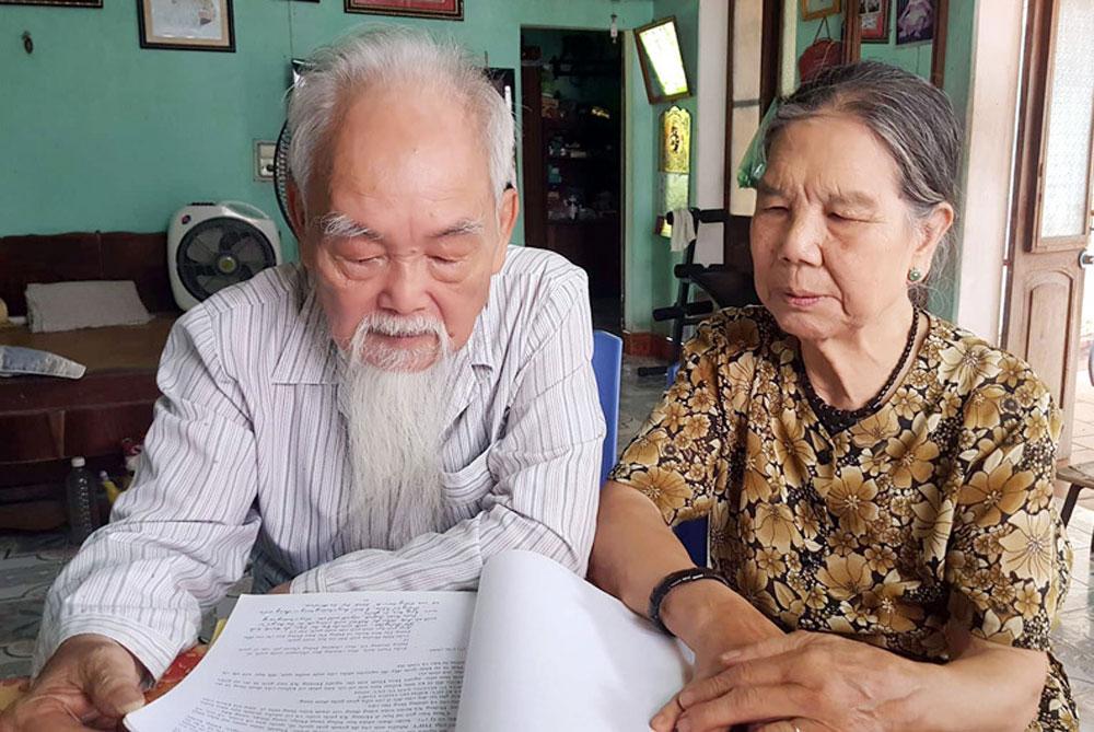 Nhà giáo 86 tuổi, tiết lộ, 2 nguyên tắc vàng, dạy con thành tiến sĩ,  ông giáo Đặng Đình Thiêm