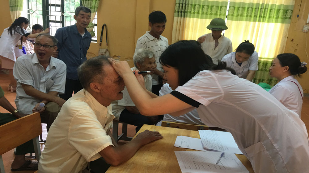 Bac Giang accelerates to make public health record