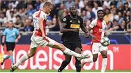 Inter bị Slavia Prague cầm hòa