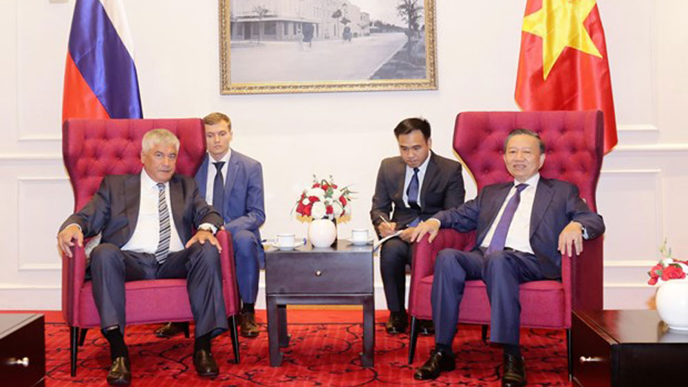 Vietnam, Russian promote collaboration in crime combat
