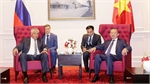 Vietnam, Russian promote collaboration in crime combat