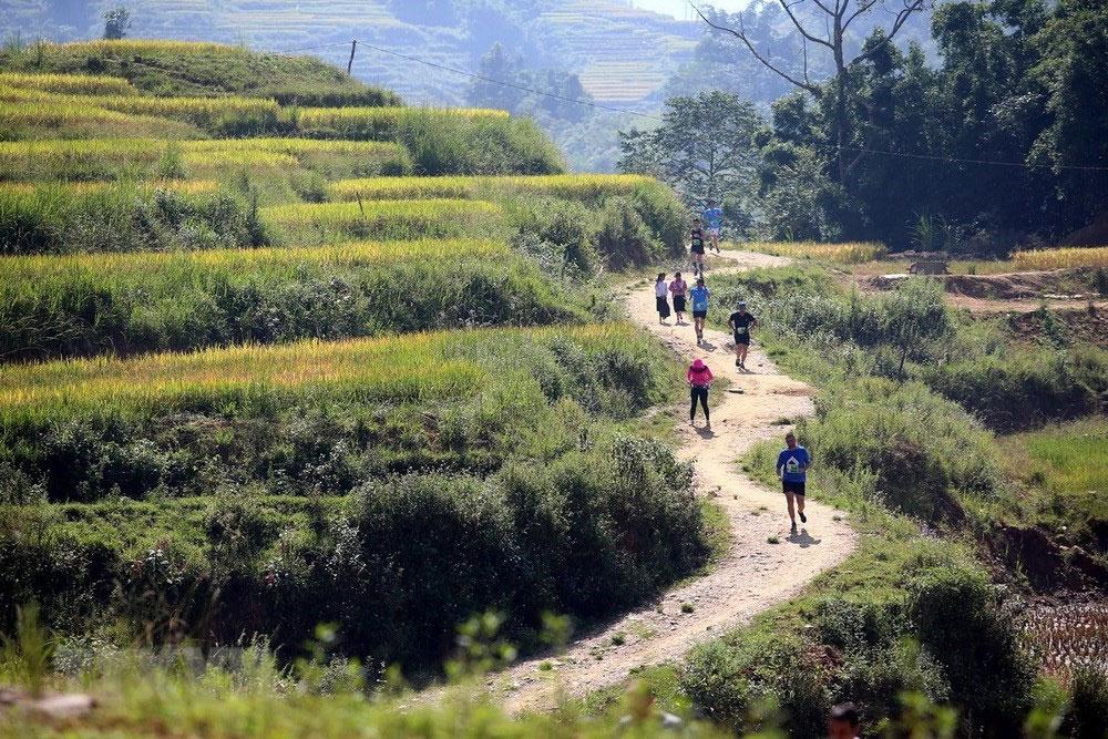4,000 athletes, mountain marathon, Lao Cai province, Sa Pa town, biggest ultra-marathon events, landmark event, highest peaks
