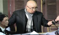 Vợ chồng ông Đặng Lê Nguyên Vũ sáng nay ra tòa xử phúc thẩm vụ ly hôn