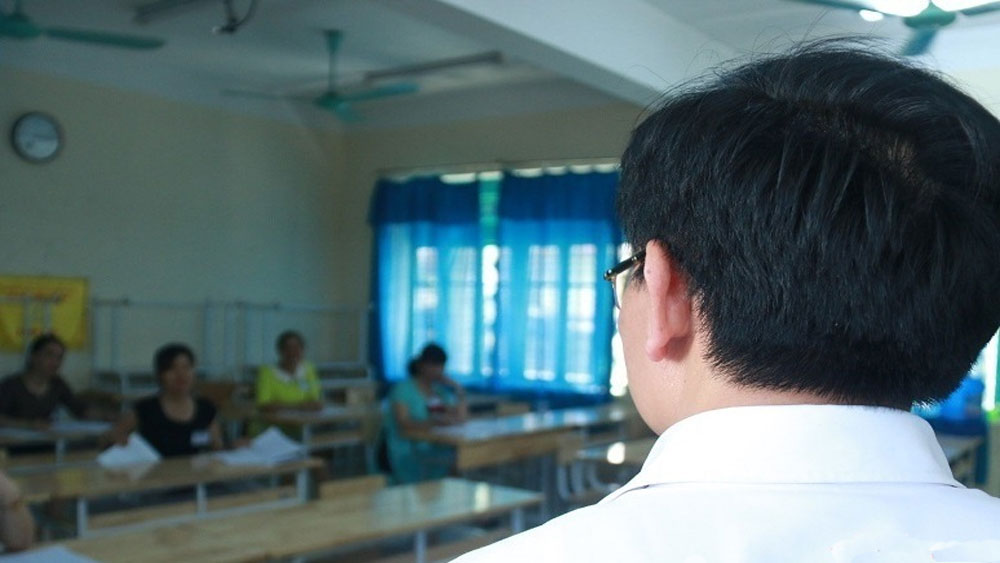 Bộ GD-ĐT, thanh tra, 10 trường đại học, 4 sở giáo dục