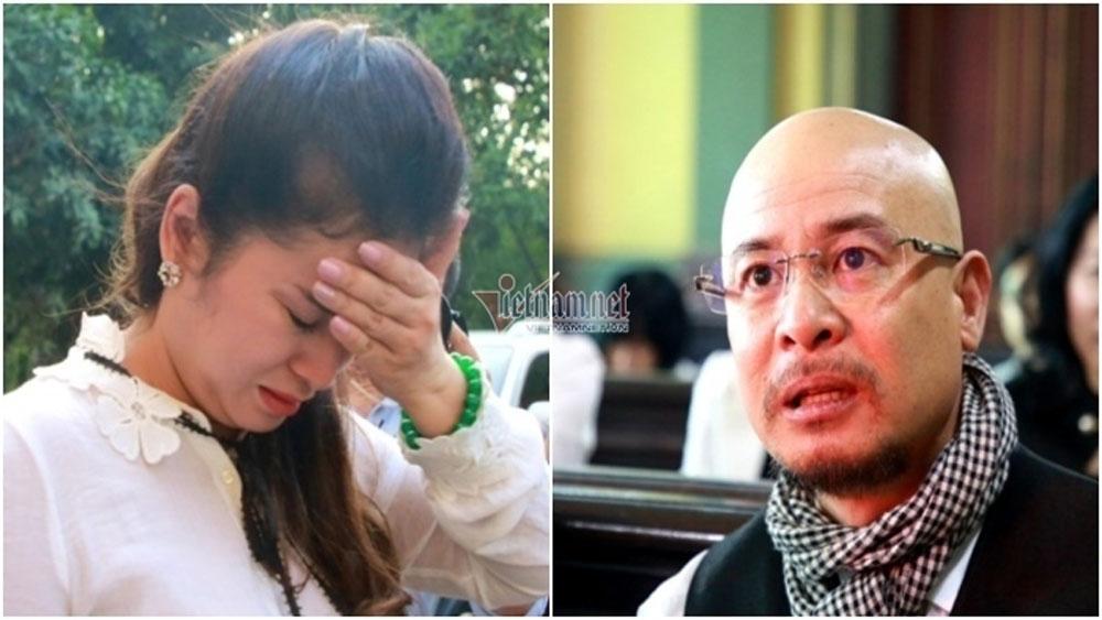 Bà Lê Hoàng Diệp Thảo, không đến tòa, xử kín, vụ ly hôn phúc thẩm, ông Đặng Lê Nguyên Vũ,