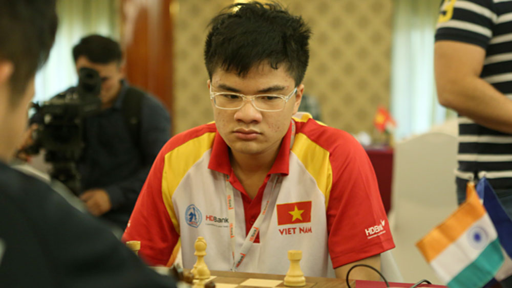 Vietnamese chess ace, Nguyen Anh Khoi, grand master, Elo rating,  Southeast Asian Championship, national chess champion
