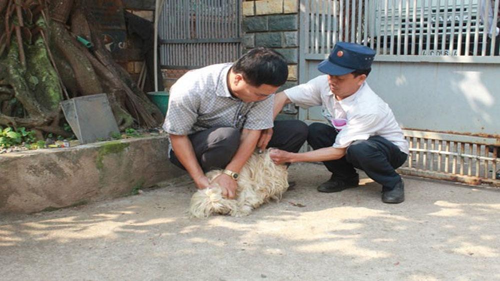 trường hợp tử vong, bệnh dại tại Đắk Lắk, Y'Zô Ên A Drơng, Trung tâm Y tế dự phòng tỉnh Đắk Lắk