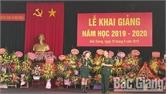 Trường Trung cấp Biên phòng 1 khai giảng năm học 2019-2020