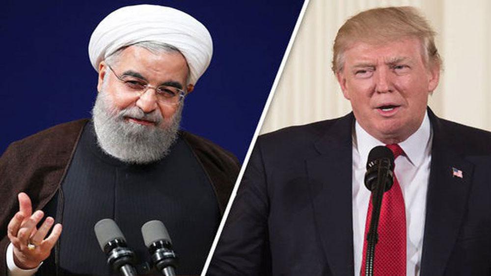Iran, tuyên bố, đáp trả mạnh mẽ, cuộc tấn công của Mỹ