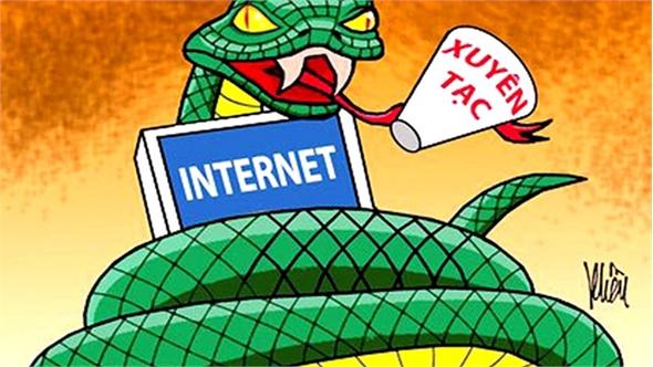 Nhận diện, phản bác quan điểm sai trái,  thù địch trên Internet, mạng xã hội