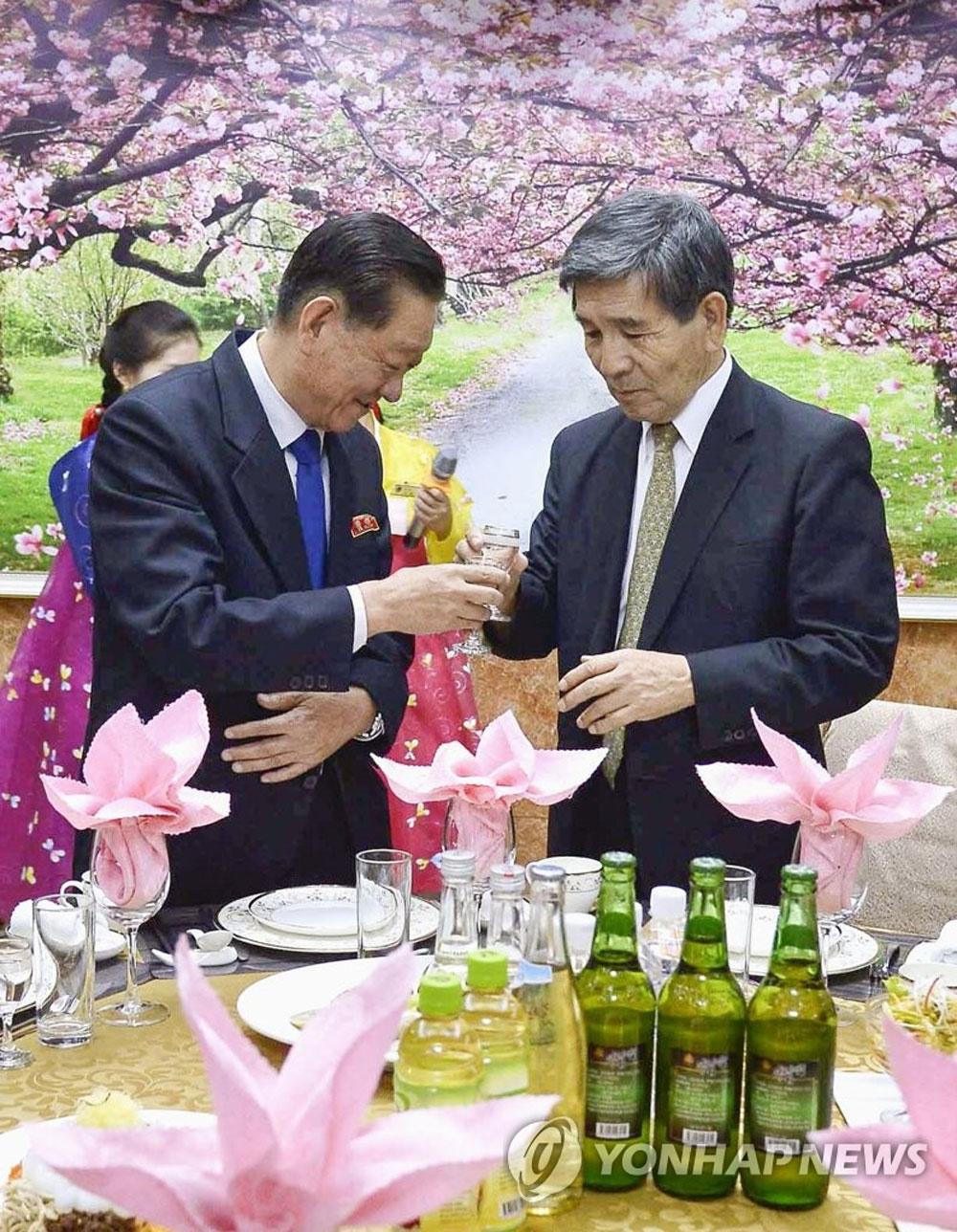 Nhật Bản, cử phái đoàn tới Triều Tiên, thảo luận, vấn đề bình thường hóa quan hệ