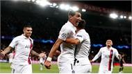 PSG đè bẹp Real Madrid