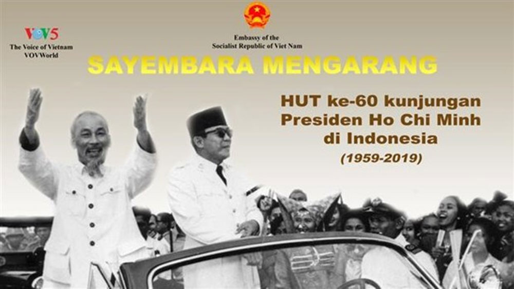 Writing contest on President Ho Chi Minh launched in Indonesia