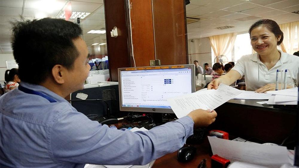 Tăng cường, xử lý văn bản, hồ sơ công việc, môi trường mạng