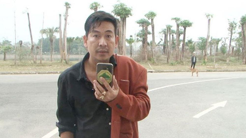 Tuyên phạt, hai năm tù , thánh chửi Trần Đình Sang
