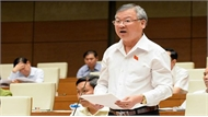 Cho thôi Đại biểu Quốc hội đối với Trưởng đoàn đại biểu Quốc hội Đồng Nai Hồ Văn Năm