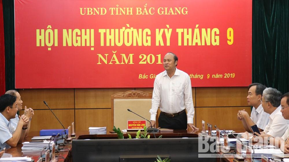 Tập trung, chỉ đạo, hoàn thành, các chỉ tiêu, kinh tế- xã hội, chủ yếu, năm 2019, Bắc Giang, dự án