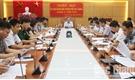 UBND TP Bắc Giang đánh giá việc thực hiện nhiệm vụ trọng tâm