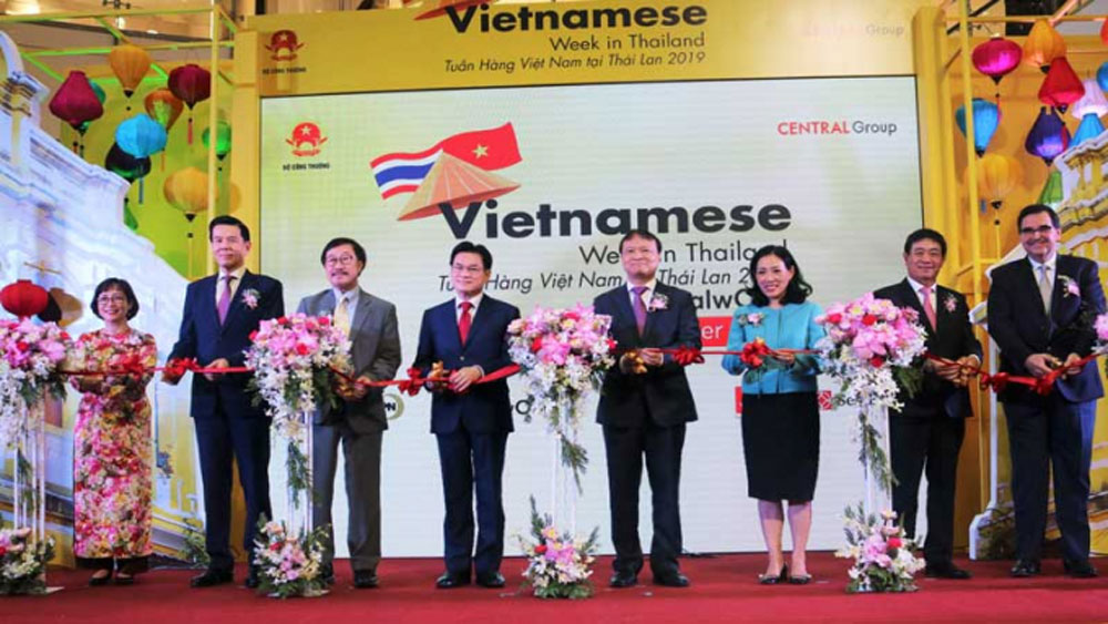 Week of Vietnamese Goods in Thailand opens