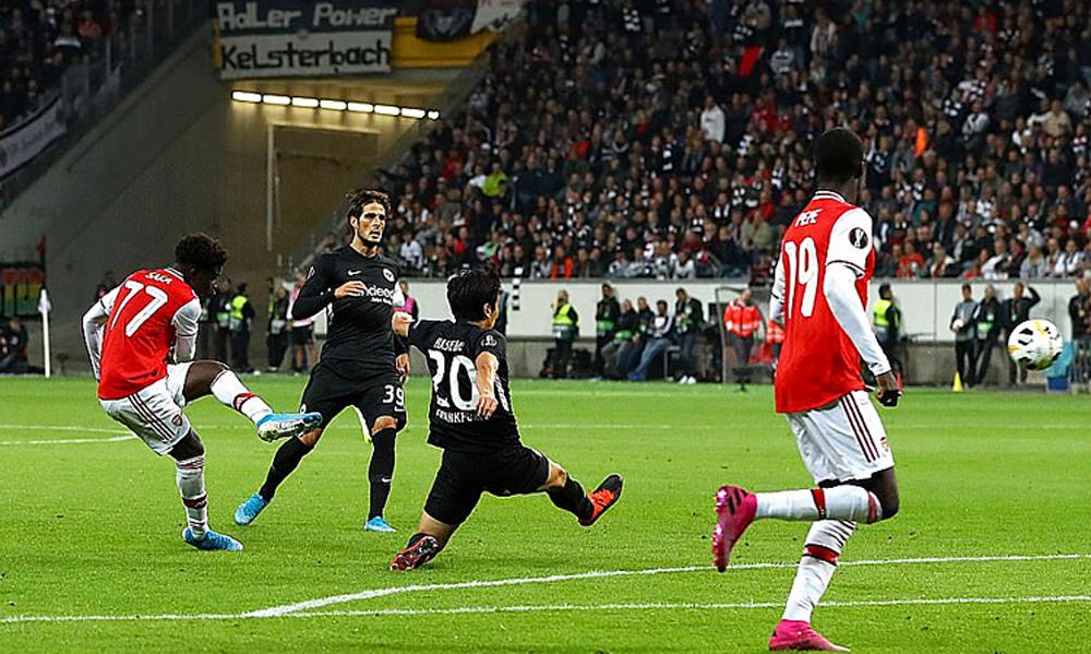 Europa League, Arsenal, Eintracht Frankfurt